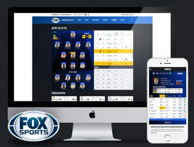 Fox Sports: Profcoach, Eredivisie Fantasy Football Game