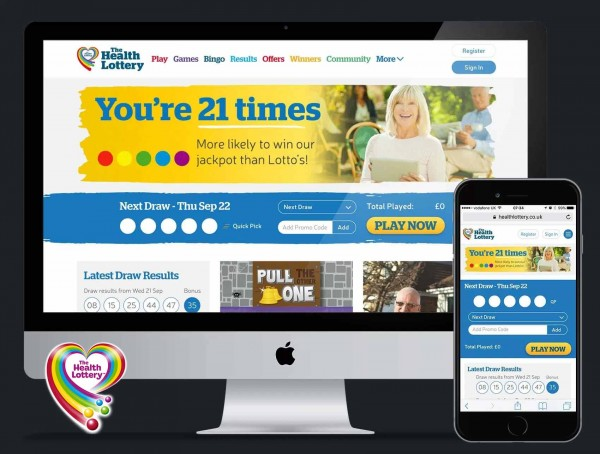 the Health Lottery Redesign